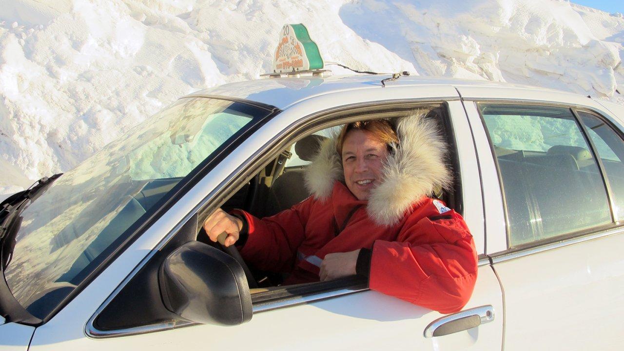 ท่องโลกกว้าง - แท็กซี่ต่างแดน ตอน ลุยหิมะแคนาดา