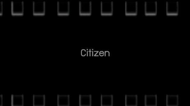 Talk to Films หนังเล่าเรื่อง - Citizen & บัตร-นะจ๊ะ