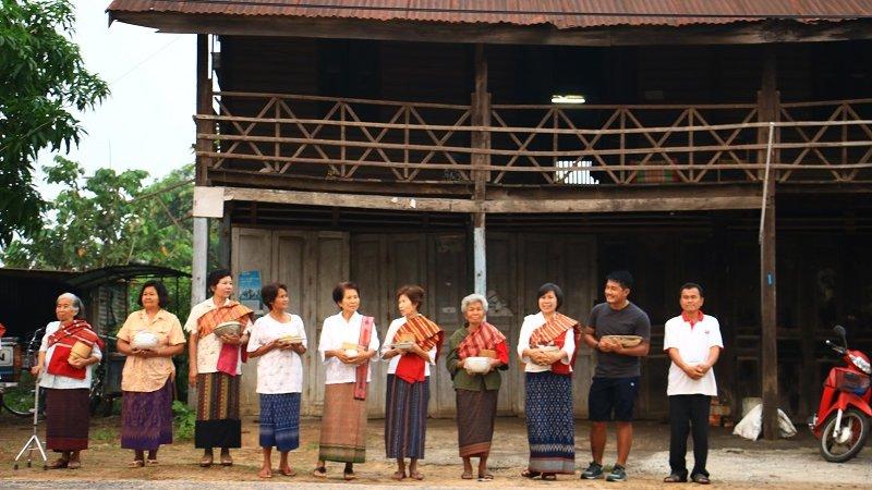 ทั่วถิ่นแดนไทย - สุขวิถี ถิ่นอีสาน บ้านเมืองพนานต์ จ.อำนาจเจริญ