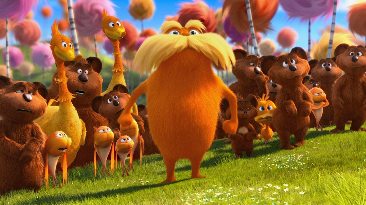 ไทยเธียเตอร์ - Dr.Seuss' The Lorax  คุณปู่โลแรกซ์  มหัศจรรย์ป่าสีรุ้ง