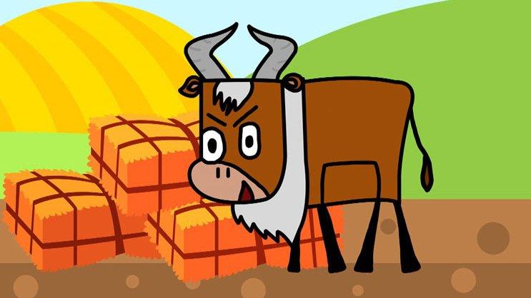 ขบวนการ Fun น้ำนม - วัว