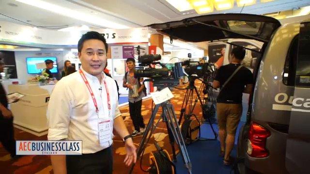 AEC Business Class  รู้ทันเออีซี - มุมมองด้านการค้าไทย - สิงคโปร์