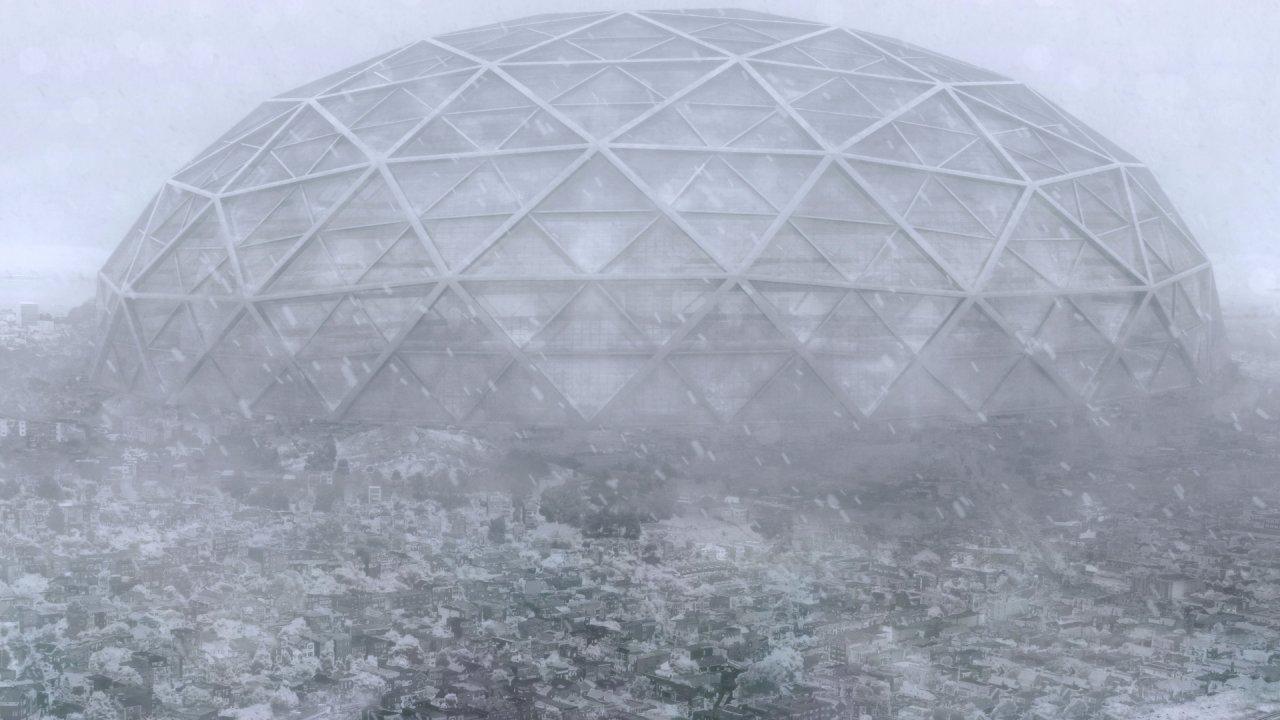 ท่องโลกกว้าง - โลกหนีภัยพิบัติ  ตอน โลกน้ำแข็ง
