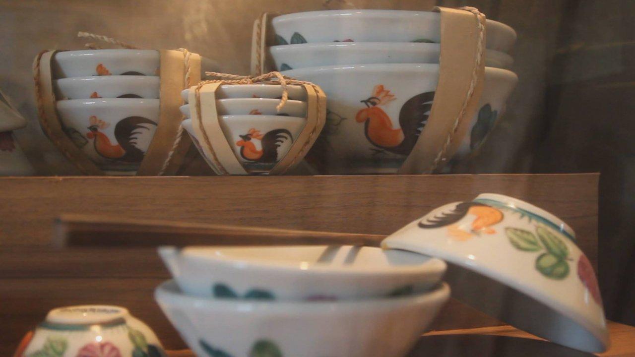 ภูมิภาค 3.0 - แรง(งาน)ศรัทธา, ฉันรักเขา บ้านม่วงไข่, จับทิศ เซรามิกลำปาง