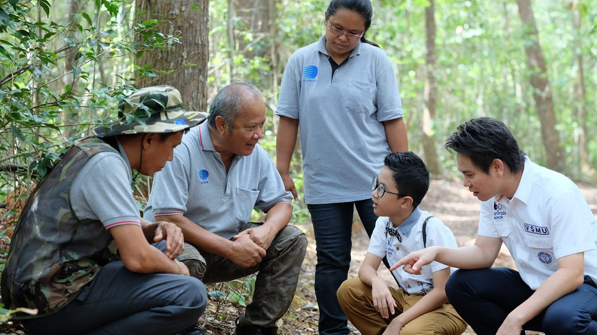 Animals Speak - ชีวิตเล็กในป่าใหญ่ ตอน 1