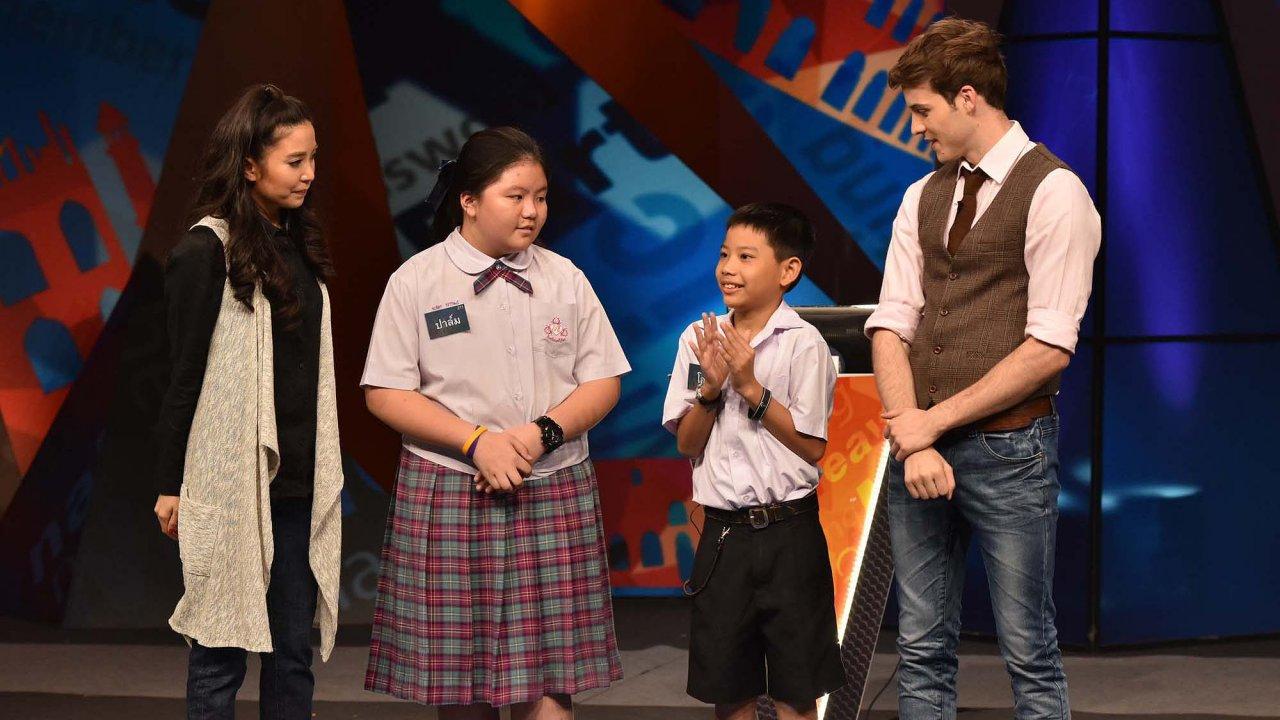 Good morning Vocab King - การแข่งขันรอบ Spelling Battle 4