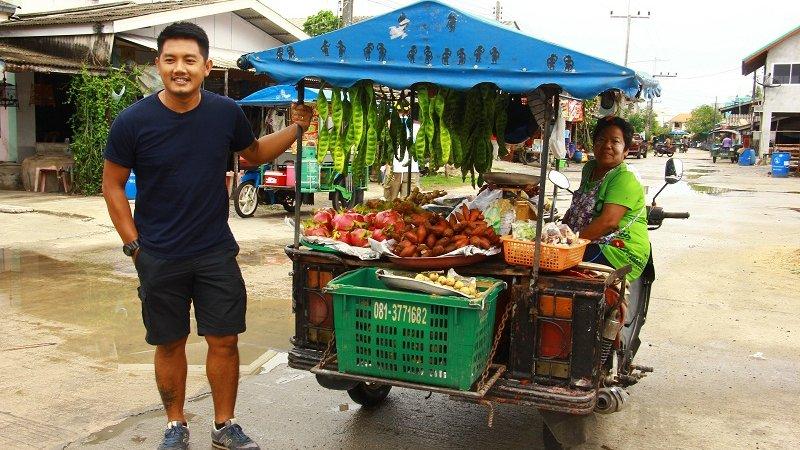 ทั่วถิ่นแดนไทย - สวัสดีความสุขที่แหลมตะลุมพุก จ.นครศรีธรรมราช