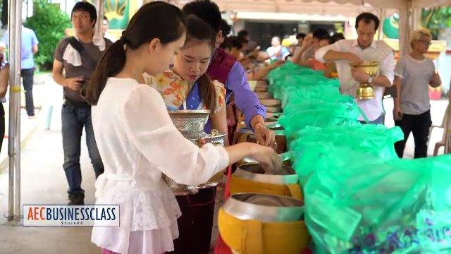 AEC Business Class  รู้ทันเออีซี - ศาสนาสถานสืบประเพณี, ข้อพิจารณาการค้าระหว่างไทย กับ สปป.ลาว