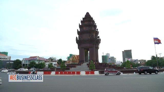 AEC Business Class  รู้ทันเออีซี - พนมเปญเมืองหลวงแห่งกัมพูชา, เศรษฐกิจของประเทศกัมพูชา