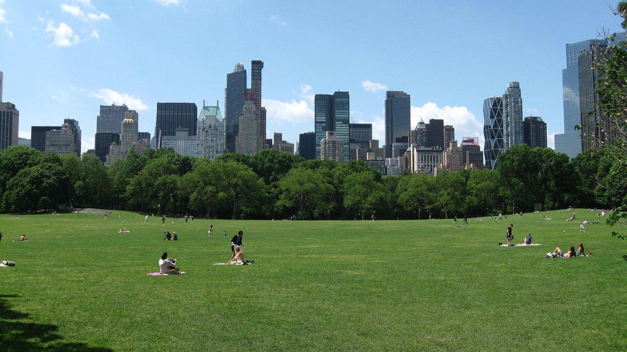 ท่องโลกกว้าง - เจาะลึก...กำเนิดโลก ตอน นิวยอร์ก