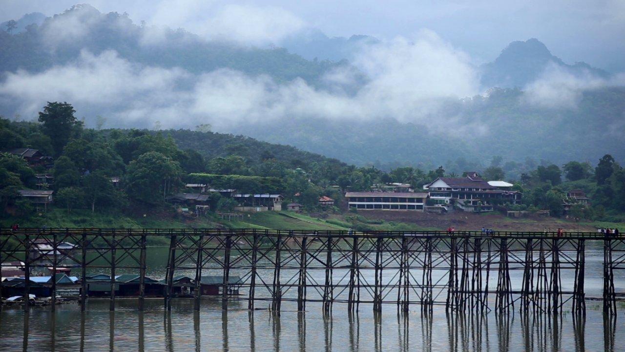 ทีวีชุมชน - ลอยเรือเมืองมอญ