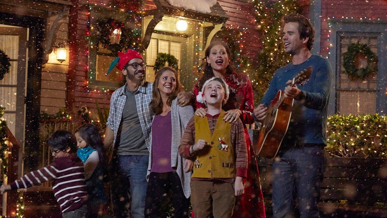 ซีรีส์มิตรภาพต่างวัยหัวใจผูกพัน - เพลงคริสต์มาส