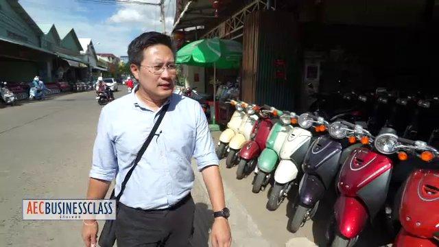 AEC Business Class  รู้ทันเออีซี - พนมเปญ...โอกาสธุรกิจบริการ, การค้าโดยรวมระหว่างไทย - กัมพูชา
