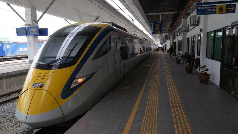 Spirit of Asia - รถไฟในพรมแดน 3 ประเทศ