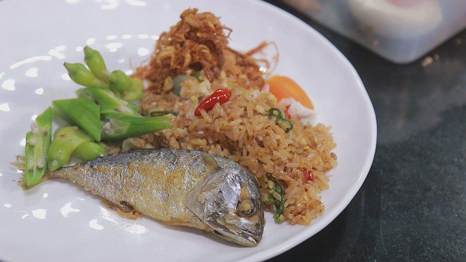 กินอยู่...คือ - อาหารจานด่วนแบบไทย
