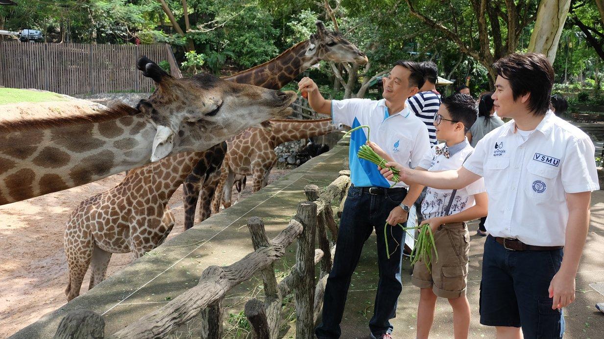 Animals Speak - สวนสัตว์...แหล่งความรู้คู่ความสนุก ตอน 1