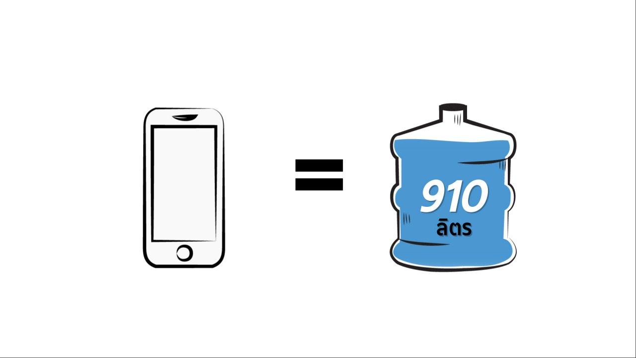 เรื่องเล็กเขย่าโลก - สมาร์ตโฟน ยิ่งเปลี่ยนไว อายุขัยโลกยิ่งสั้น