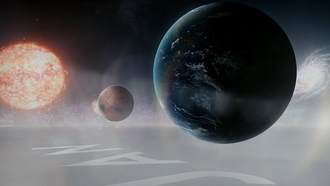 ท่องโลกกว้าง - ผจญภัยสู่กาลอวกาศ  ตอน อมตะ