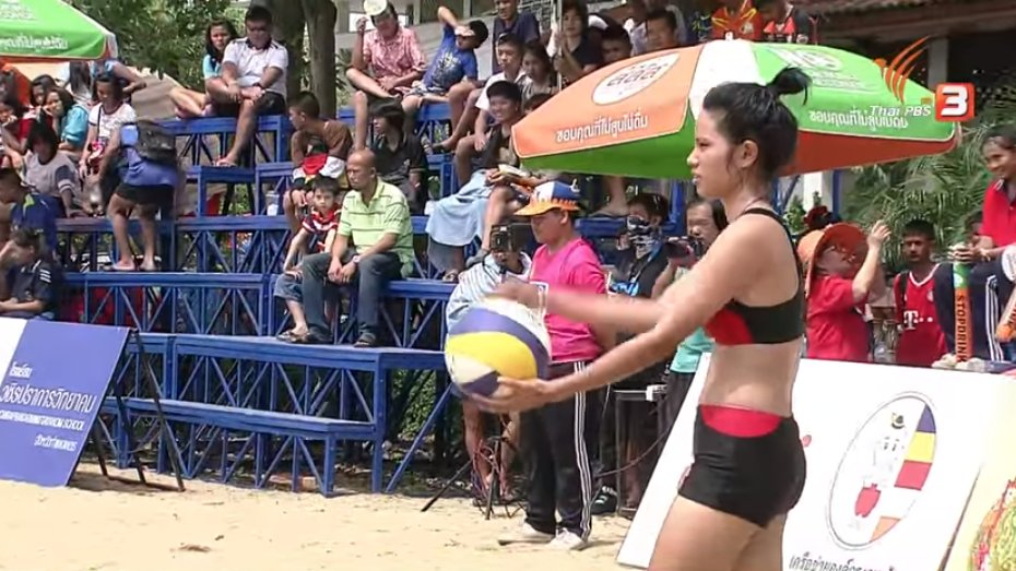 OBEC Young Beach Volleyball 2016 Inspired by Thai PBS - สนามที่ 4 : รอบชิงแชมป์ภาคตะวันออกเฉียงเหนือ จากโรงเรียนกาฬสินธุ์พิทยาสรรพ์ จ.กาฬสินธุ์