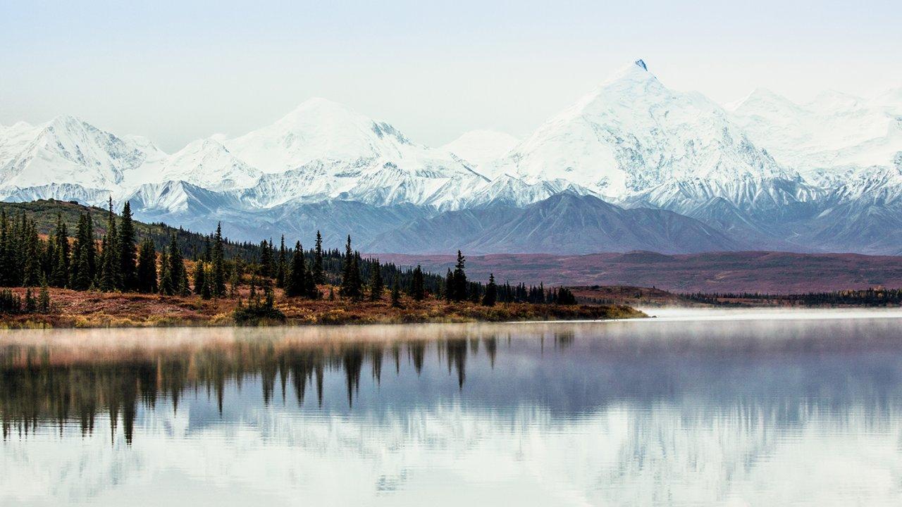 ท่องโลกกว้าง - มหัศจรรย์ดินแดนน้ำแข็ง...อะแลสกา ตอน ฤดูใบไม้ผลิ