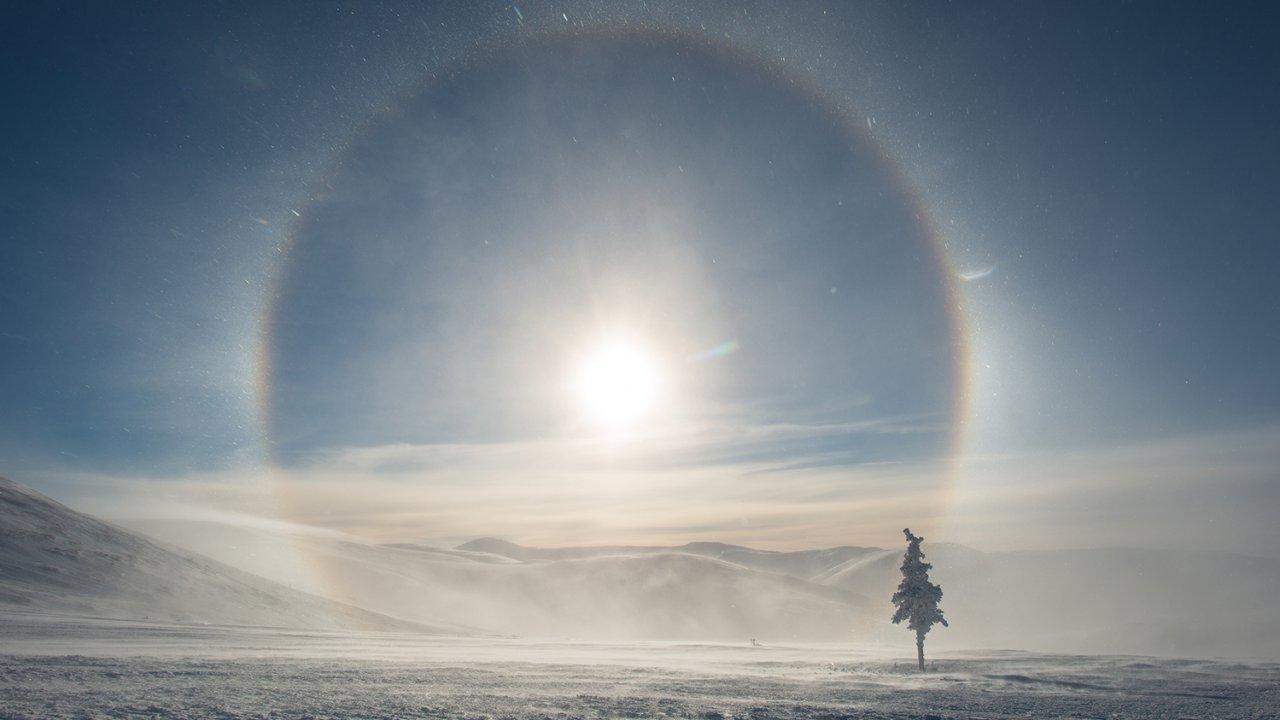ท่องโลกกว้าง - มหัศจรรย์ดินแดนน้ำแข็ง...อะแลสกา ตอน ฤดูหนาว
