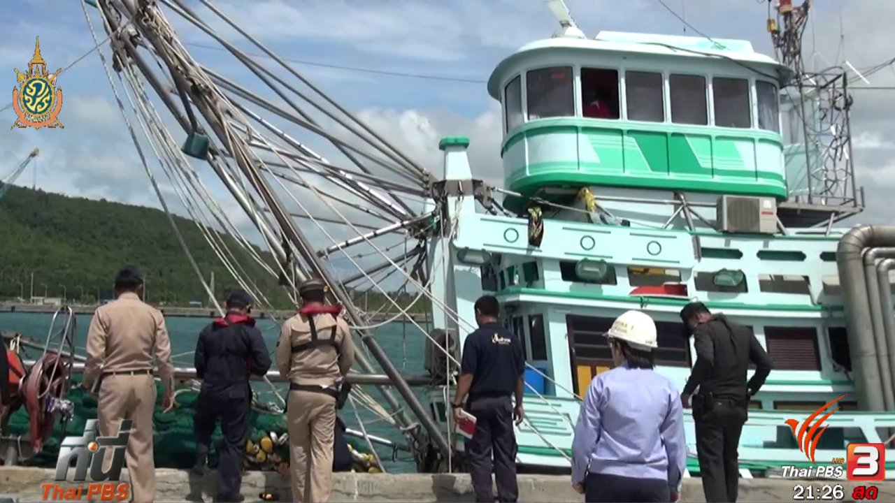 ที่นี่ Thai PBS - ประเด็นข่าว (30 มิ.ย. 59)