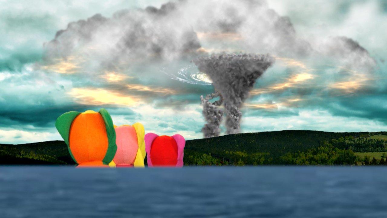 TataTitiToto ไดโนมหัศจรรย์ - พายุหมุนฝาแฝด