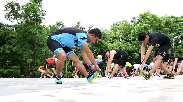คนสู้โรค - ยืดเหยียดก่อนและหลังวิ่ง, เลือกรองเท้าวิ่ง