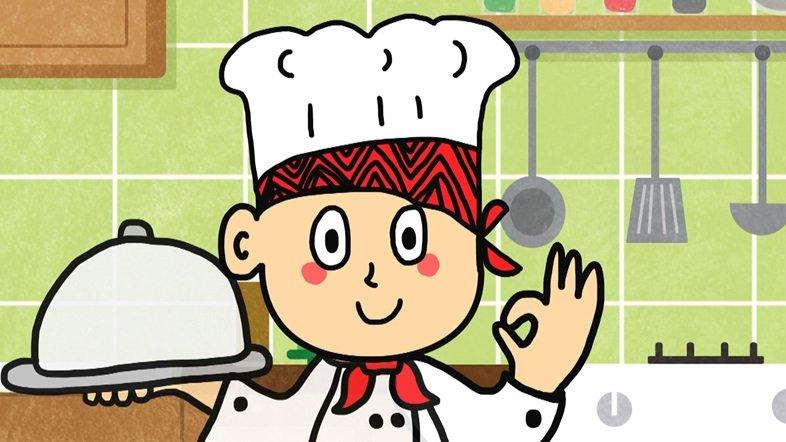 ขบวนการ Fun น้ำนม - ทำอาหาร