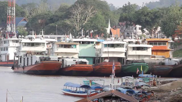 The North องศาเหนือ - เรือใหญ่ไล่เรือเล็ก