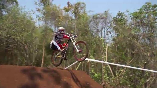 ปั่นสู่ฝัน คนวัยมันส์ - จักรยานเสือภูเขา สนามสุดท้าย จ.กาญจนบุรี