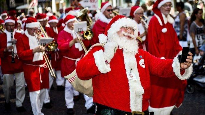 คิดส์ทันข่าว - ประชุมซานตาคลอสโลก