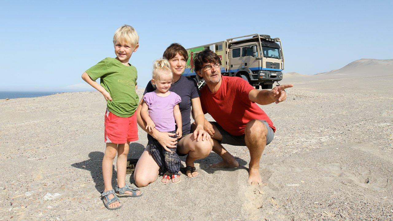 โลกหลากมิติ - ครอบครัวท่องรอบโลก ตอน บราซิล