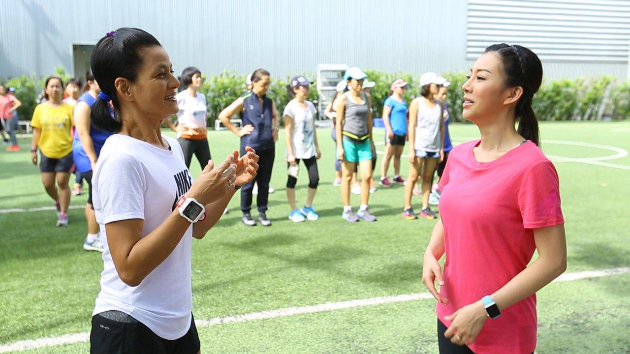 คนสู้โรค - ฝึกอย่างไรให้วิ่งได้ยาวไกล, ยืดเหยียดหลังวิ่ง