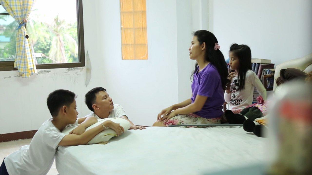 """สู้เพื่อฝัน กันทั้งบ้าน - ครอบครัวจิตรถาวรกุล """"นิทานของบ้านเรา ตอน 3"""""""