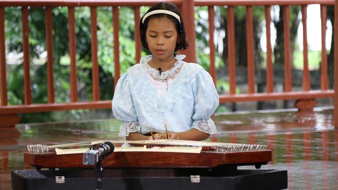 คิดส์คลับ - ดนตรีไทย