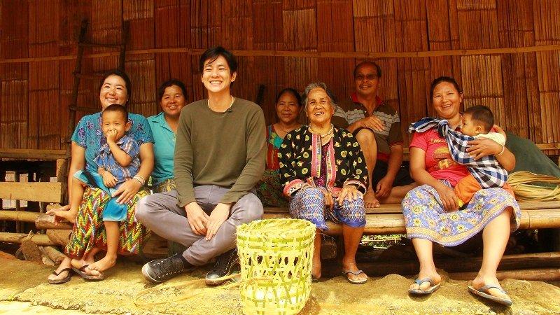 ทั่วถิ่นแดนไทย - ถิ่นสุข  ถิ่นสงบ ถิ่นสวยงาม บ้านยะฟู จ.เชียงราย