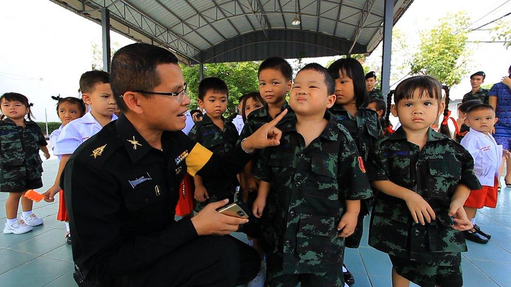 ทางนำชีวิต - ทหารไทยใจธรรมะ