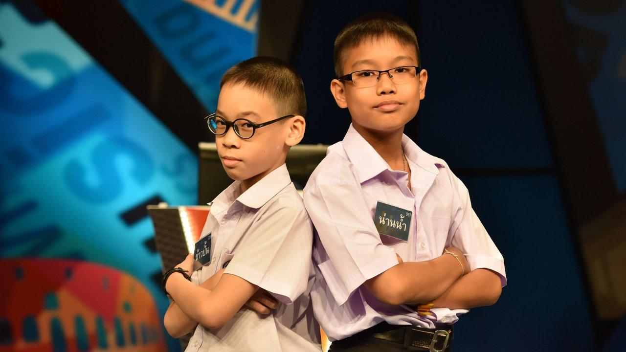 Good morning Vocab King - การแข่งขันรอบ Spelling Battle 1