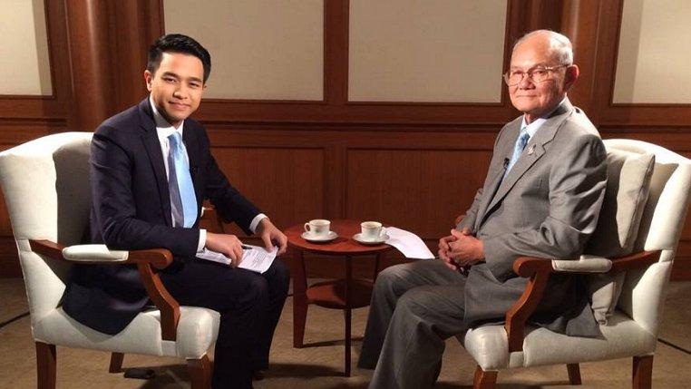 """ตอบโจทย์ - ร่าง รธน. """"โหมด"""" เปลี่ยน """"ประเทศ""""...? โจทย์ยาก """"การเมืองไทย"""""""