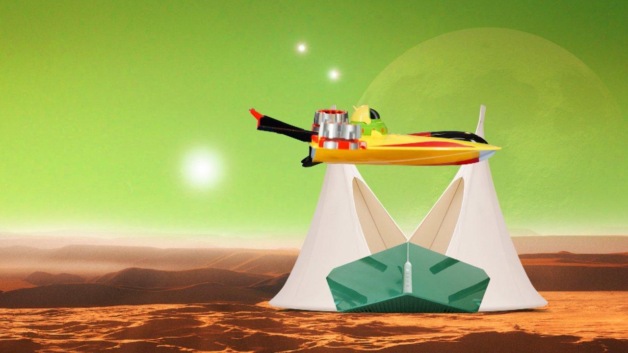 TataTitiToto ไดโนจอมป่วน - เที่ยวดาวสีเขียว ตอนที่ 2