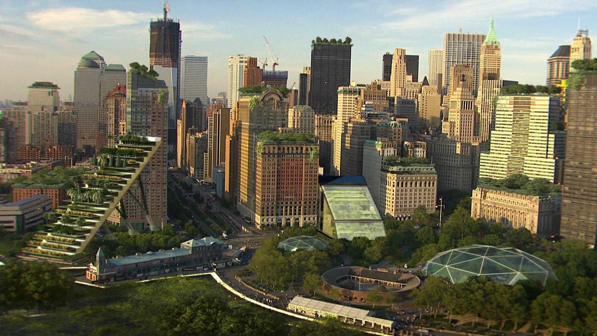 โลกหลากมิติ - เนโทรโปรลิส ตอน นิวยอร์ก ปฏิวัติเพื่อสิ่งแวดล้อม