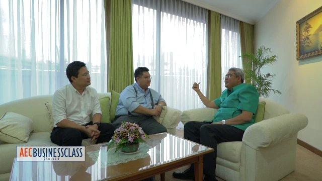 AEC Business Class  รู้ทันเออีซี - อาเซียนในบริบทโลก, อุตสาหกรรมทรัพยากรธรรมชาติอินโดนีเซีย