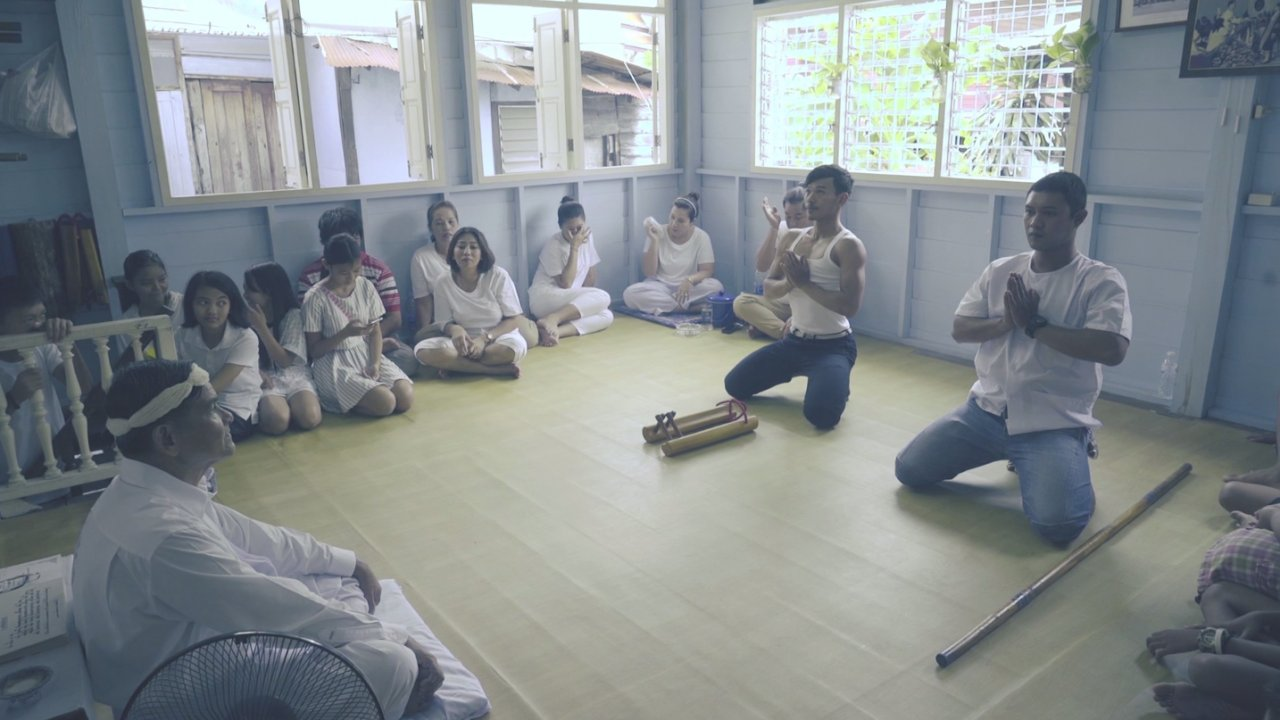 ก(ล)างเมือง - วันไหว้ครู กระบี่กระบอง