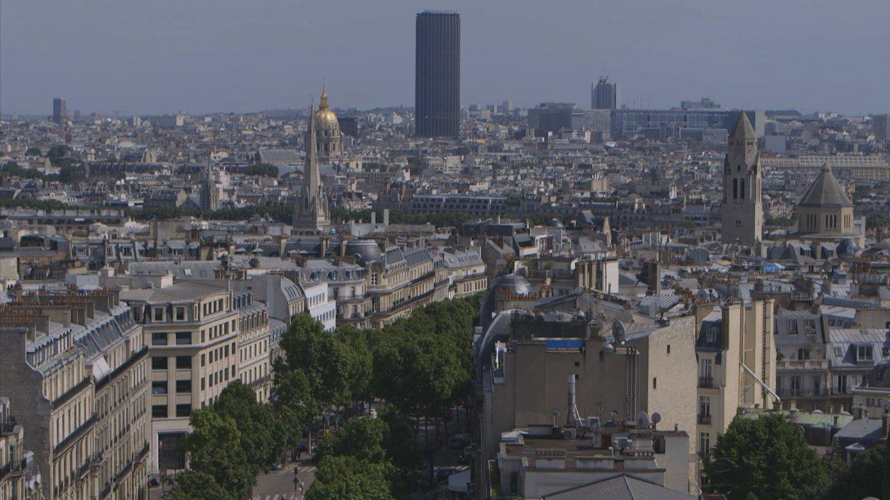 โลกหลากมิติ - เนโทรโปรลิส ตอน ปารีส เมืองเพื่อสิ่งแวดล้อม