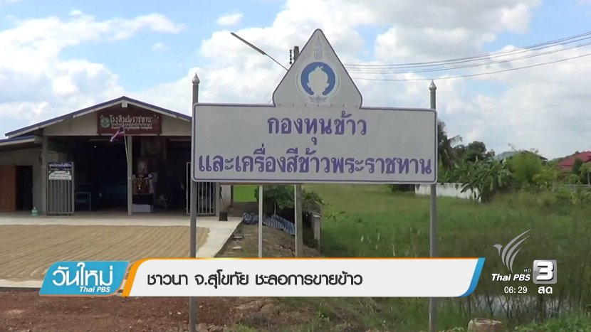 วันใหม่  ไทยพีบีเอส - ประเด็นข่าว (4 พ.ย. 59)