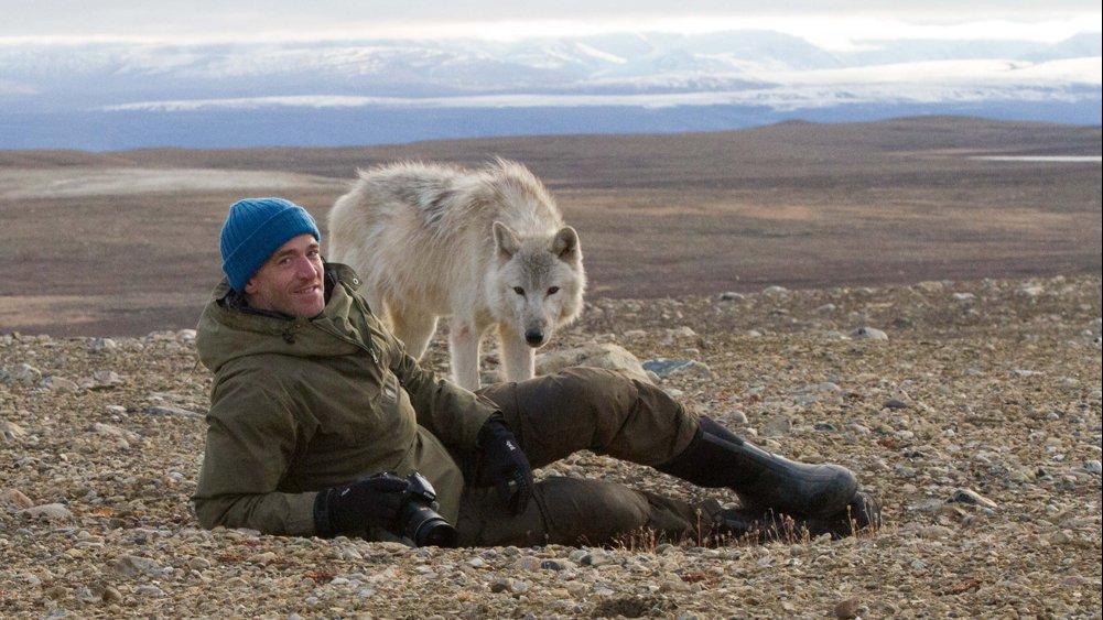 ท่องโลกกว้าง - ครอบครัวหมาป่าหิมะ ตอนที่ 1