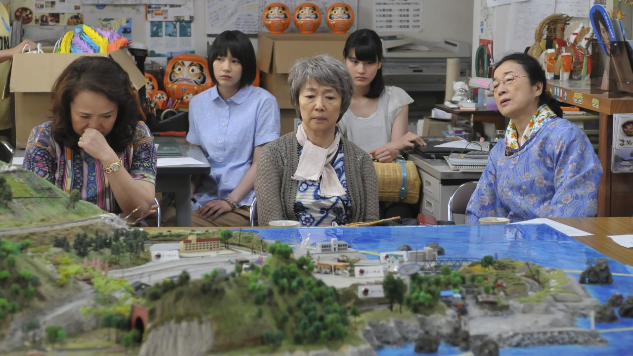 ซีรีส์ญี่ปุ่น อามะจัง สาวน้อยแห่งท้องทะเล - AmaChan : ตอนที่ 37
