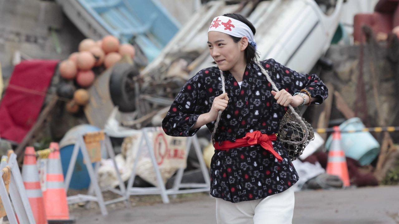 ซีรีส์ญี่ปุ่น อามะจัง สาวน้อยแห่งท้องทะเล - AmaChan : ตอนที่ 38