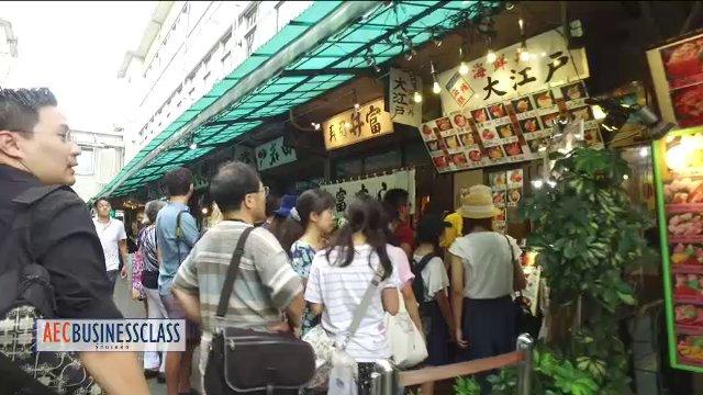 AEC Business Class  รู้ทันเออีซี - ซึกิจิ ต้นทางแห่งวัฒนธรรมปลาดิบ, ญี่ปุ่นขานรับนโยบายการเงินของธนาคารกลางญี่ปุ่น